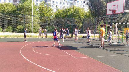 Турнир «Лето с футбольным мячом»